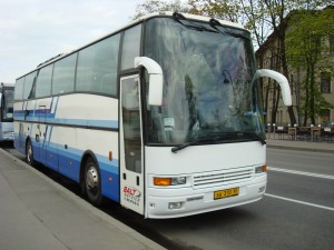 Балт Сервис (BaltService). Аренда, заказ Автобус MAN A51 Berkhof 3000