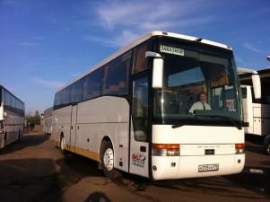 Балт Сервис (BaltService). Аренда, заказ Автобус MAN VanHool T915