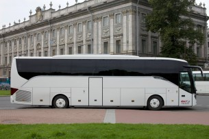 Балт Сервис (BaltService). Аренда, заказ Автобус Setra S 515 HD