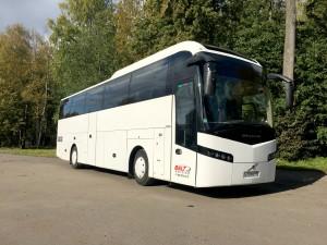 Балт Сервис (BaltService). Аренда, заказ Автобус Volvo B12B