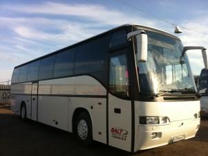 Балт Сервис (BaltService). Аренда, заказ Автобус Volvo B12 Carrus