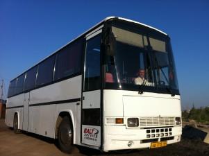Балт Сервис (BaltService). Аренда, заказ Автобус Volvo B10M Jonckheere