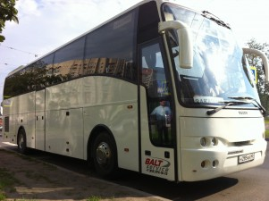 Балт Сервис (BaltService). Аренда, заказ Автобус Volvo В12