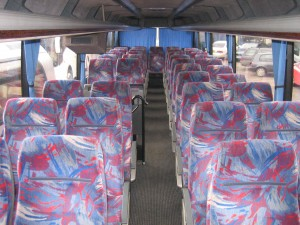 Балт Сервис (BaltService). Аренда, заказ Автобус MAN Jonckheere Mistral