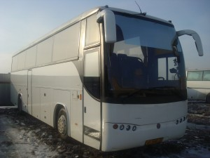 Балт Сервис (BaltService). Аренда, заказ Автобус Volvo B12 MarcoPolo