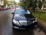 Балт Сервис (BaltService). Аренда, заказ Легковой автомобиль Mercedes-Benz E-class