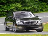 Балт Сервис (BaltService). Аренда, заказ Легковой автомобиль Mercedes-Benz S-класс (W-221)