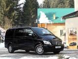 Балт Сервис (BaltService). Аренда, заказ Микроавтобус Mercedes-Benz Viano